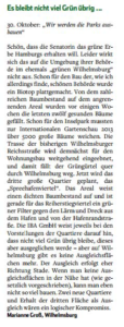 Artikel, Marianne Groß